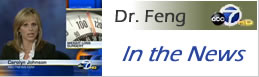 Dr. Feng in the News ABC 7